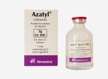 Azatyl 2g IV