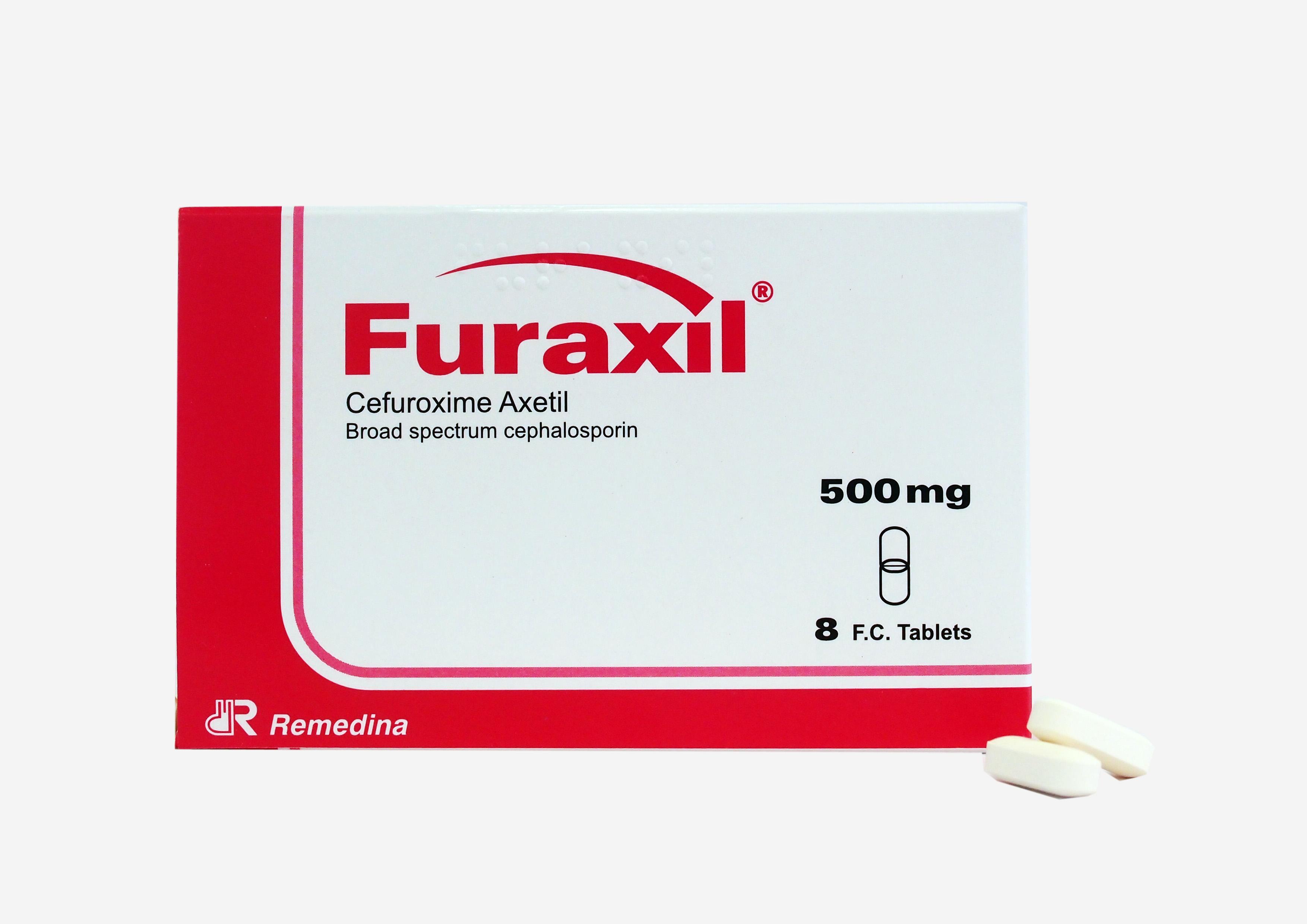 Furaxil 500mg