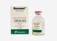 Receant 1.5g IV